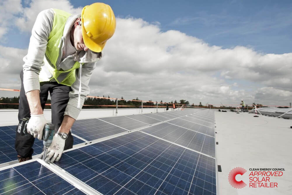 clean energy council-accredited retailer