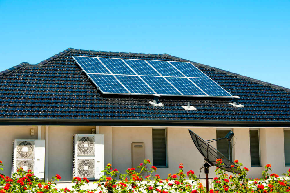 investing in solar panels