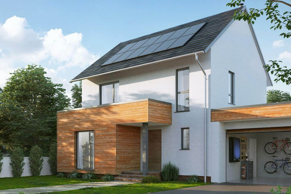 best home solar battery system