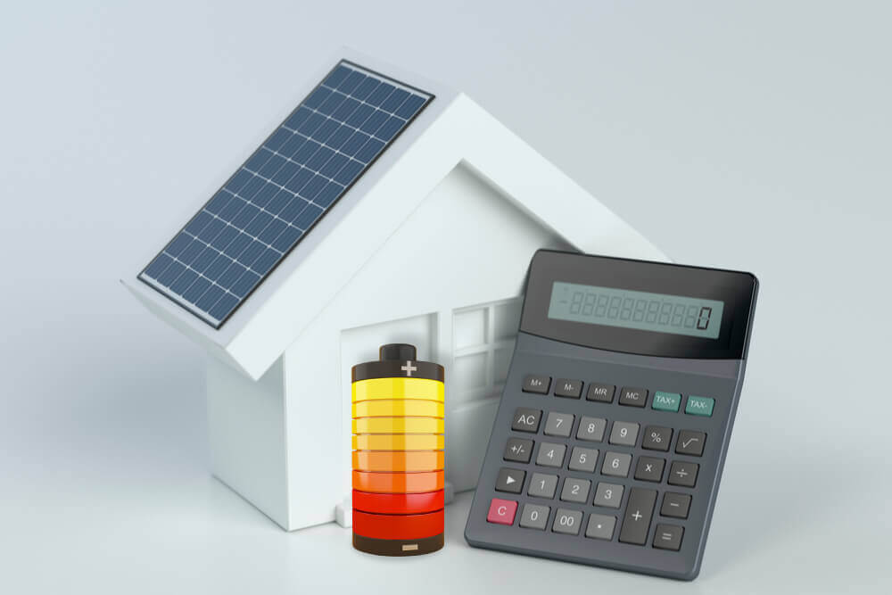 Calculate The ROI For Home Solar Batteries
