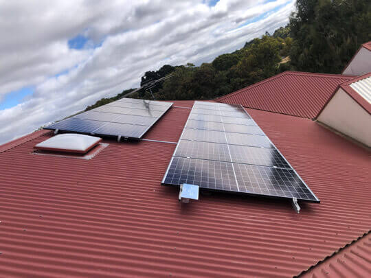 Trusted Solar Panel Installation Australia