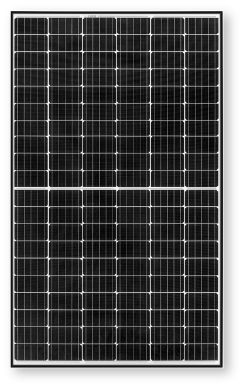 6.6 kw solar system solar panel