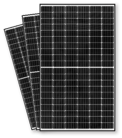10 kW solar system with batteries