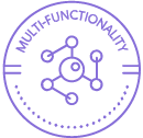 multi-functionality
