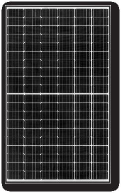Seraphim Half Blade Solar Panels